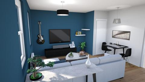 New Flat - Modern - Living room - by jacknev