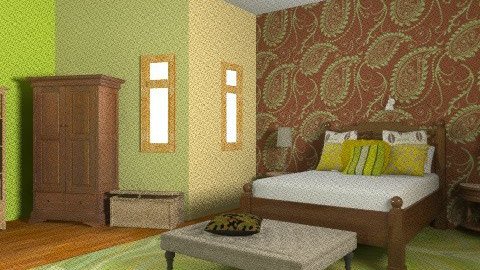 simple nature - Country - Bedroom - by masyitah shafie