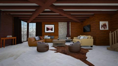 Aspen Chalet Template - by tigerlily_bel
