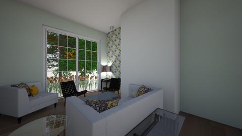 Mood - Living room - by elena ed