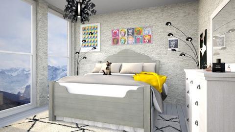 Design   - Eclectic - Living room - by Badgalriri