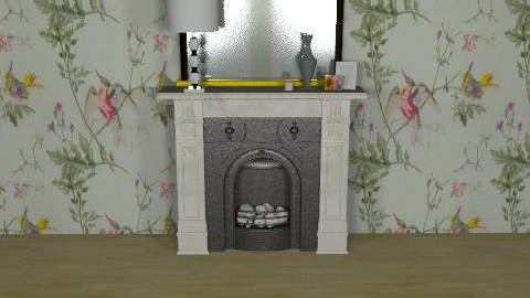 Classic fireplace - Classic - Living room - by richardsbm