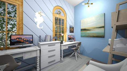 sea room - Office - by Julia_T
