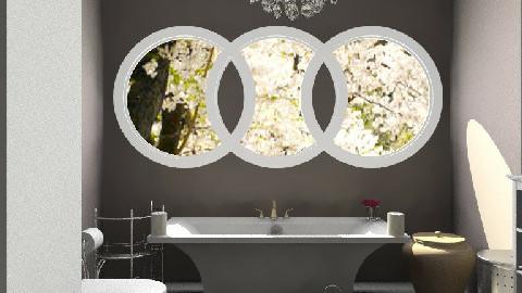 Bathroom Sanctuary - Glamour - Bathroom - by Manci23