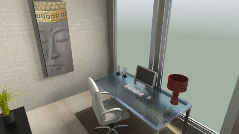 home office - by awiley