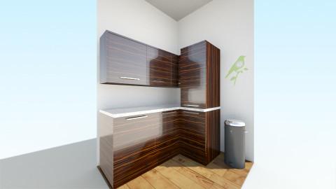 cocineta - Kitchen - by Andrea Vega