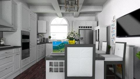 classic - Classic - Kitchen - by nataliaMSG