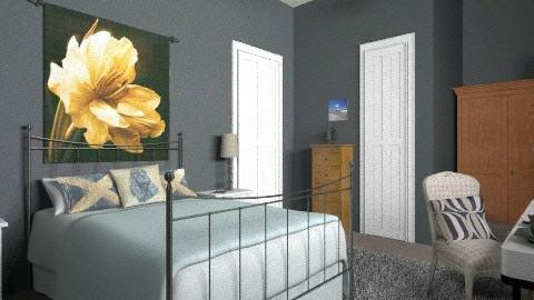 our bedroom b - Eclectic - Bedroom - by mrschicken