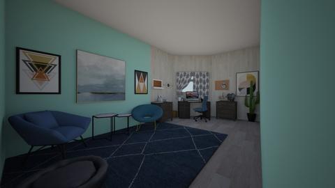 urban - Office - by Maddie0712