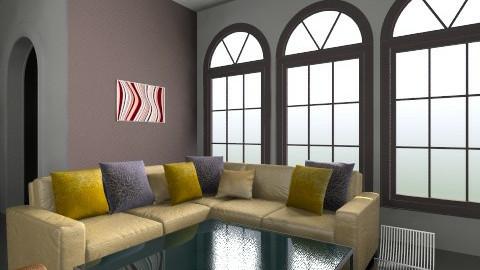 Luxury Living - Vintage - Living room - by Facundo Hernandez