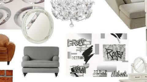 plain - Eclectic - Living room - by Taffy DeJarnette
