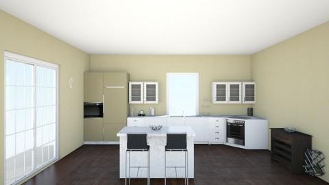 Kitchen - by Vicky Beriault