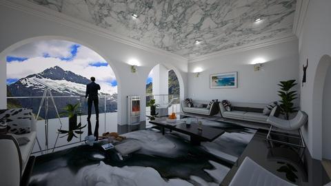 Weekend break - Living room - by MD Builder