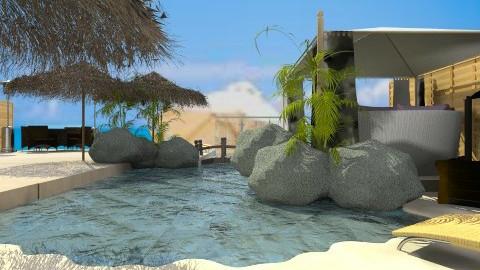 backyard 2 - Garden - by crobinson325