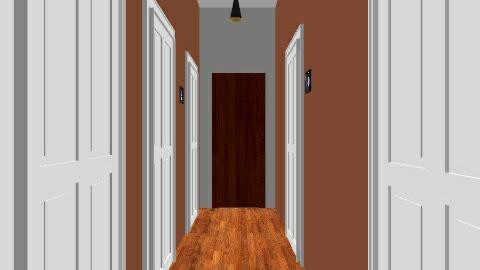 hallway - by Erza