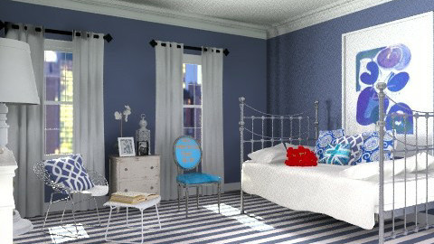 Bedroom Ideas - Vintage - Bedroom - by AlSudairy S