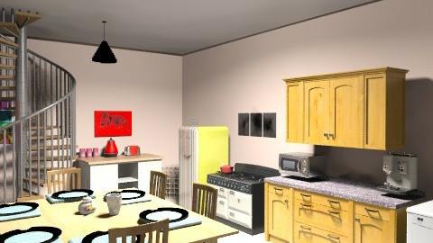 My Dream Kitchen(: - Kitchen - by Emiliee
