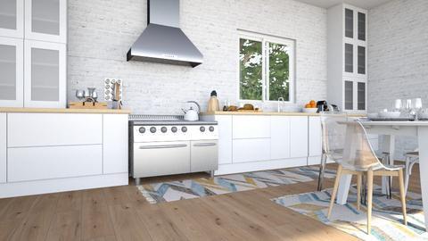 Sc_K - Kitchen - by mire roig