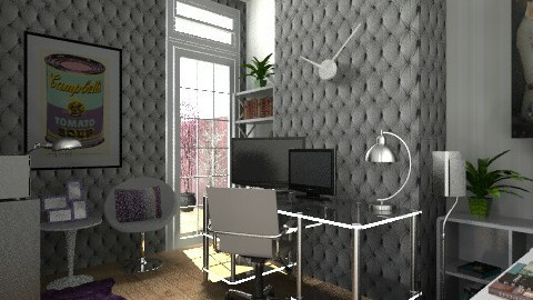 Gentlemans Offices - Classic - Office - by Lisett