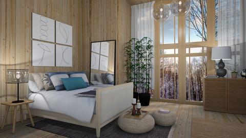 Keep on walking - Rustic - Living room - by Lucii