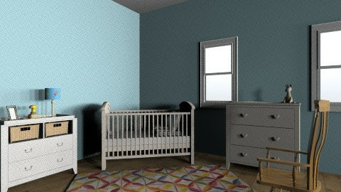 babys room - Country - Kids room - by axlof09