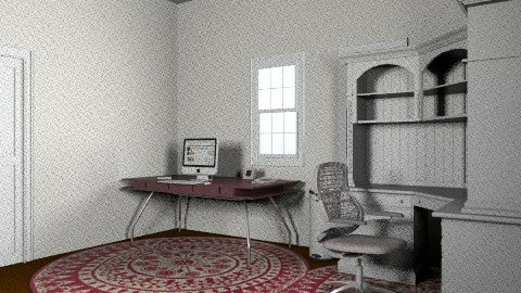 Office - Retro - Office - by Tiffanyy