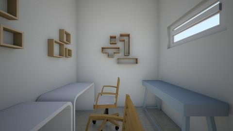 blk185 utlity office_2 - Minimal - Office - by estsin
