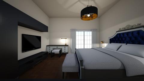 nanas room - Modern - Bedroom - by chantelles diys