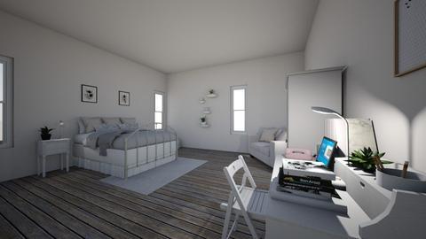 Girl Dream - Bedroom - by Carolina_meee
