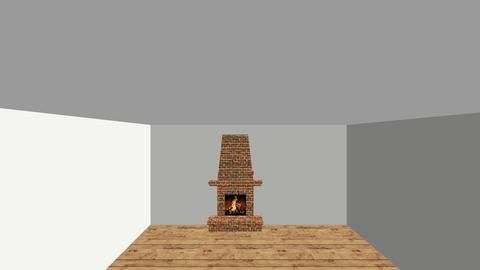 suburban house - Living room - by 726EE1DD15630B0854426E5D5CE6EADEC62
