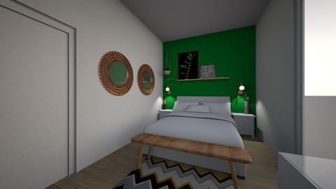 Slaapkamer - Bedroom - by tessan