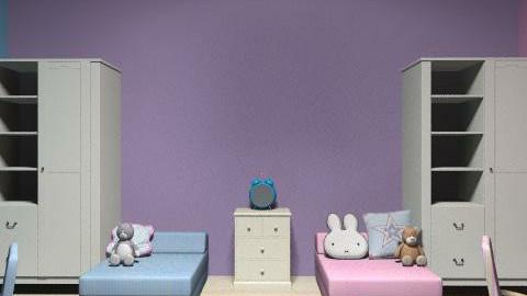 a mi szobánk - Classic - Kids room - by tekyla