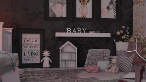 Nursery - Kids room - by eevmo