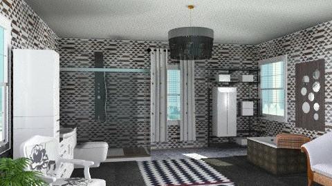 Bath - Eclectic - Bathroom - by sasalex88
