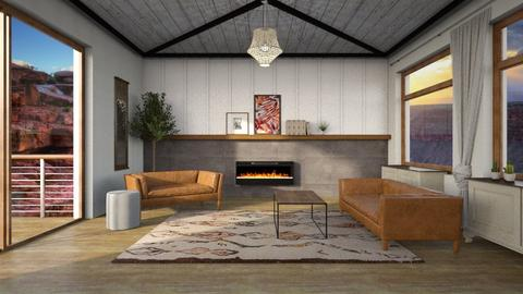 canyon - Country - Living room - by tolo13lolo