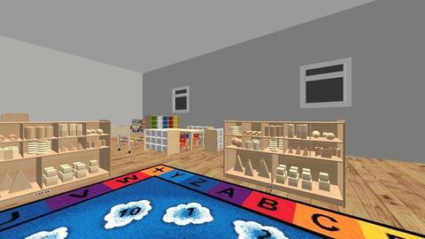 Preschool room creative  - by KKPFKKXRWDJUAVMVBZJPMXCUXPYYDHR