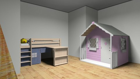 childs playroom - by madyson maddox