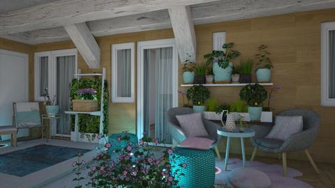 Balcony remix - by NikolinaB26