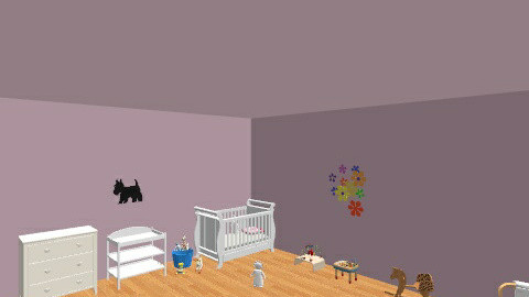 babys new room - by marlie1231