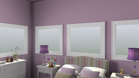 teenage dream - Feminine - Bedroom - by clo_bug12