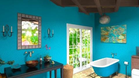 Paradise  - Global - Bathroom - by bcush