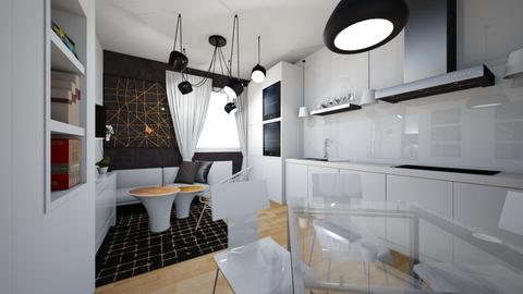 lok 14 - Living room - by Oshee