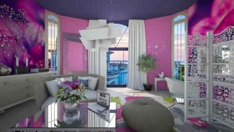 Mine - Feminine - Living room - by Pattie_ann