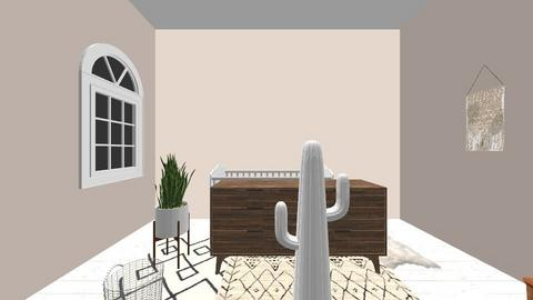 Desert Child - Kids room - by cowgirlsweet