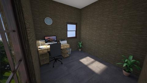 Home Office - Modern - Office - by mfc786110