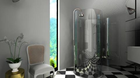 Agape XO Shower Room - Minimal - Bathroom - by 3rdfloor