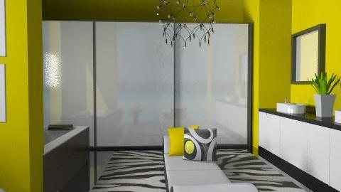 Suntan - Modern - Bathroom - by channing4
