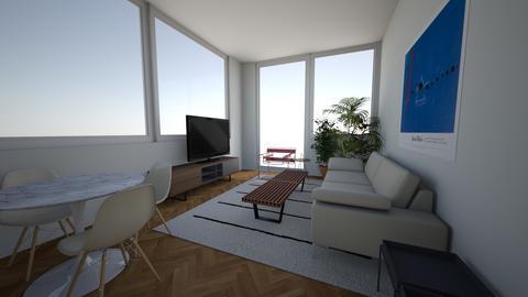 Nadine living room - by DWRSoho