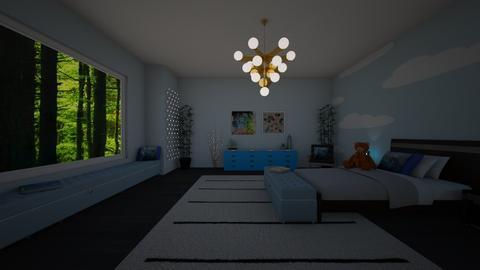 My Little Boys Room - Modern - Bedroom - by FabulousGirl35