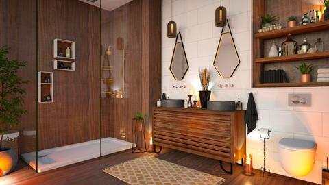 MCM Bath - Bathroom - by jwaherqaseem
